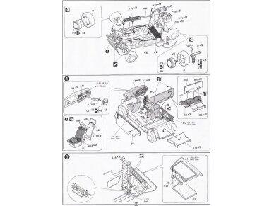 Fujimi - Volkswagen Golf I GTI, Mastelis: 1/24, 12609 7