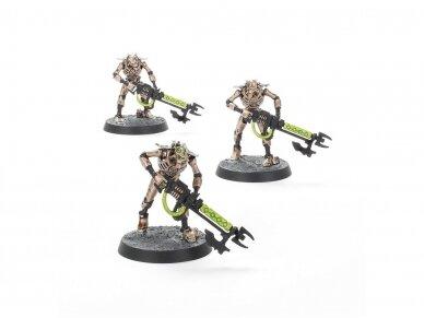 Necrons: Warriors + Paints Set, 60-69 3