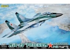 """Great Wall Hobby - MiG-29 """"Fulcrum"""" Late Type 9-12, 1/48, L4811"""