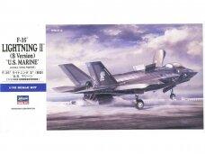 "Hasegawa - F-35 Lightning II (B Version) ""U.S. Marine"", Mastelis: 1/72, 01576"
