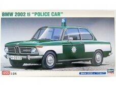 """Hasegawa - BMW 2002 ti """"Police Car"""", 1/24, 20478"""