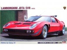 Hasegawa - Lamborghini Jota SVR (1975), 1/24, 21214