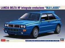 Hasegawa - Lancia Delta HF Integrale Evoluzione `Blue Lagos`, 1/24, 20481