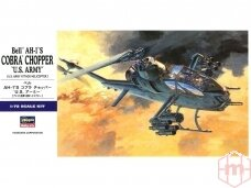 Hasegawa - Bell AH-1S Cobra Chopper 'U.S. ARMY', Mastelis: 1/72, 00535