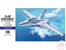 Hasegawa - Boeing F/A-18F Super Hornet, 1/72, 00548