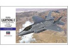 Hasegawa - F-35A Lightning II, 1/72, 01572