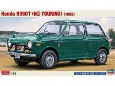 Hasegawa - Honda N360T (N II Touring), 1/24, 20300