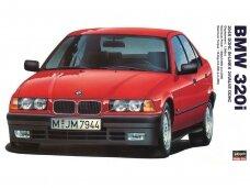 Hasegawa - BMW 320i, Scale: 1/24, 20313