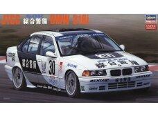 Hasegawa - JTCC Sohgo Security Services BMW 318i, Scale: 1/24, 20326