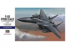 Hasegawa - F-15E Strike Eagle, Mastelis: 1/72, 01569