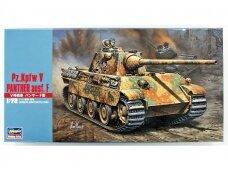 Hasegawa - Pz.Kpfw V Panther Ausf. F, 1/72, 31140