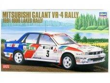 Hasegawa - Mitsubishi Galant VR-4 Rally 1991 1000 Lakes Rally, Mastelis: 1/24, 20431