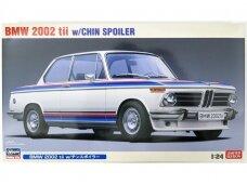 Hasegawa - BMW 2002 tii w/Chin Spoiler, Mastelis: 1/24, 20458