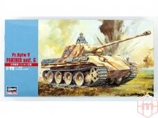 Hasegawa - Pz.Kpfw V Panther Ausf. G German Army, 1/72, 31109