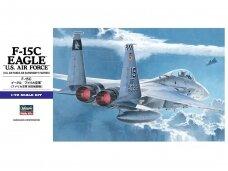 Hasegawa - F-15C Eagle U.S.A.F., 1/72, 00543