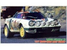Hasegawa - Lancia Stratos HF 1977 Monte-Carlo Rally winner, 1/24, 25032