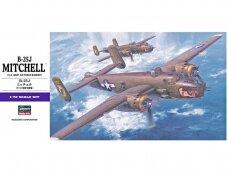 Hasegawa - B-25J Mitchell, 1/72, 00546