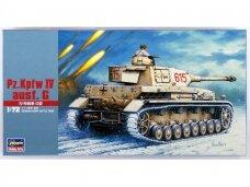 Hasegawa - Pz Kpfw IV Ausf. G, 1/72, 31143