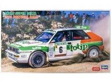 """Hasegawa - Lancia Super Delta """"1993 Portugal Rally"""", 1/24, 20457"""