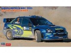 Hasegawa - Subaru Impreza WRC 2005, 1/24, 20454