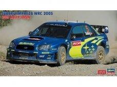 Hasegawa - Subaru Impreza WRC 2005, Scale: 1/24, 20353