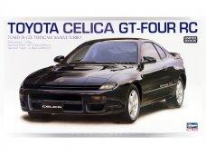 Hasegawa - Toyota Celica GT-Four RC, Mastelis: 1/24, 20255