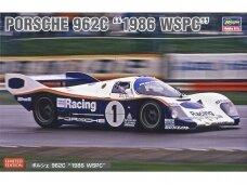 "Hasegawa - Porsche 962C ""1986 WSPC"", Mastelis: 1/24, 20445"