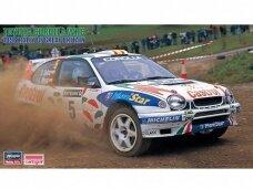 Hasegawa - Toyota Corolla WRC, 1/24, 20438