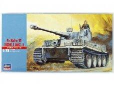 Hasegawa - Pz.Kpfw VI Tiger I Ausf. E, 1/72, 31108