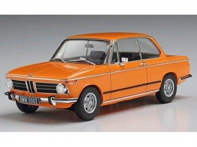 Hasegawa - BMW 2002 tii (1971), Mastelis: 1/24, 21123, HC23 3