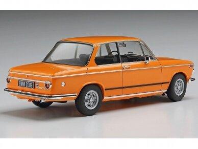 Hasegawa - BMW 2002 tii (1971), Mastelis: 1/24, 21123, HC23 4