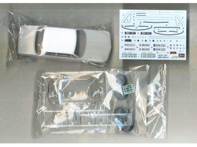 Hasegawa - BMW 2002 tii (1971), Mastelis: 1/24, 21123, HC23 6