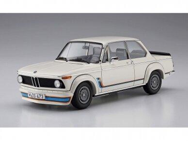 Hasegawa - BMW 2002 Turbo, Mastelis: 1/24, 21124, HC24 3