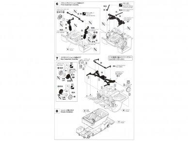 Hasegawa - BMW 2002 Turbo, Mastelis: 1/24, 21124, HC24 10
