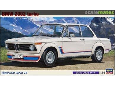 Hasegawa - BMW 2002 Turbo, Mastelis: 1/24, 21124, HC24
