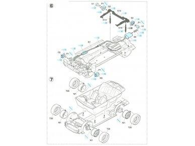 Hasegawa - Honda Civic ferio VTi, Mastelis: 1/24, 20256 9