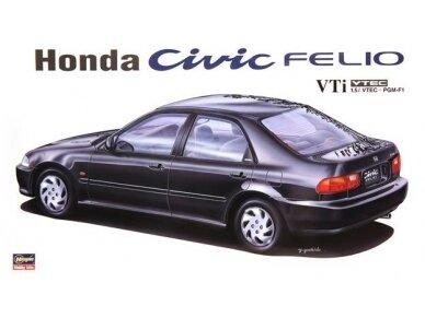Hasegawa - Honda Civic ferio VTi, Mastelis: 1/24, 20256