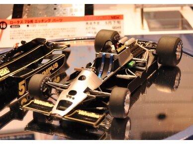 Hasegawa - Lotus F1 1978 German GP With full decals, Scale: 1/20, 23203 6