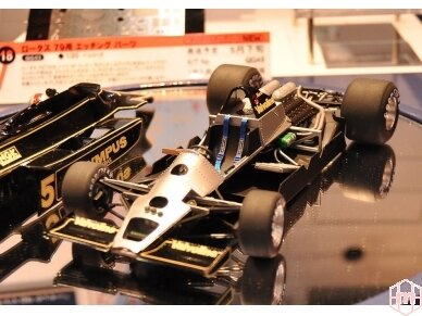 Hasegawa - Lotus F1 1978 German GP su pilnom dekolėm , Mastelis: 1/20, 23203 6
