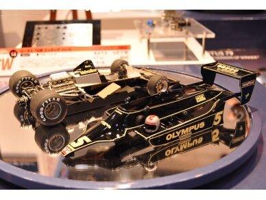 Hasegawa - Lotus F1 1978 German GP su pilnom dekolėm , Mastelis: 1/20, 23203 7