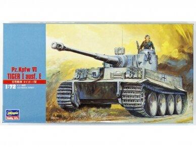 Hasegawa - Pz.Kpfw VI Tiger I Ausf. E, Scale: 1/72, 31108