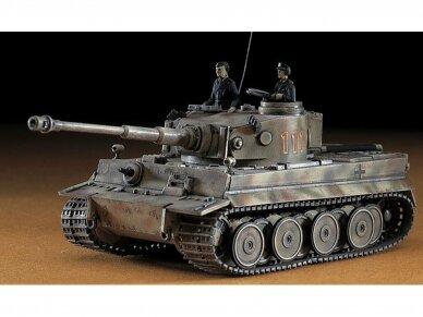Hasegawa - Pz.Kpfw VI Tiger I Ausf. E, Scale: 1/72, 31108 4
