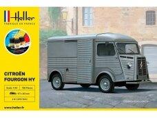 Heller - Citroën Fourgon HY Model Set, 1/24, 56768