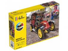 Heller - Renault Taxi Type AG - Dovanų komplektas, 1/24, 35705