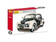 "Heller - Renault 4CV ""Pie"", Mastelis: 1/24, 80764"