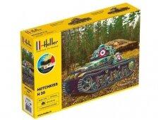 Heller - Hotchkiss H 35 - Dovanų komplektas, 1/35, 57132