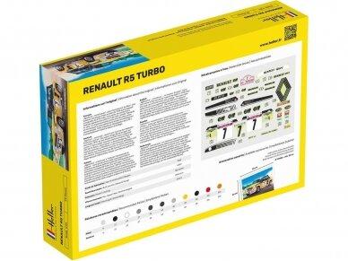 Heller - Renault R5 Turbo Starter Set, 1/24, 56717 2