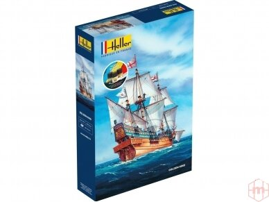Heller - Golden Hind - Starter Set, 1/96, 56829