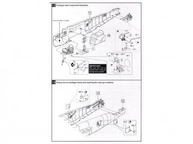 HK Models - B-25J Mitchell The Strafer, Mastelis: 1/32, 01E02 16