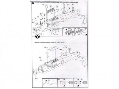HK Models - B-25J Mitchell The Strafer, Mastelis: 1/32, 01E02 18